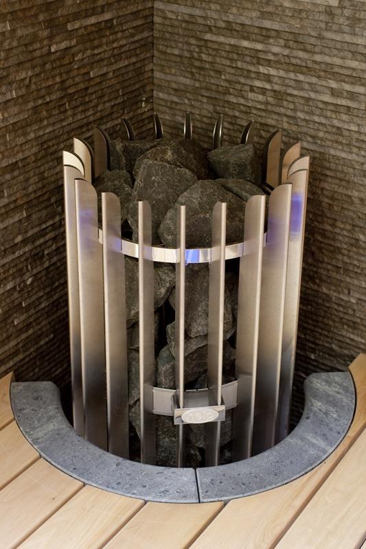 Helo Rocher sauna stove