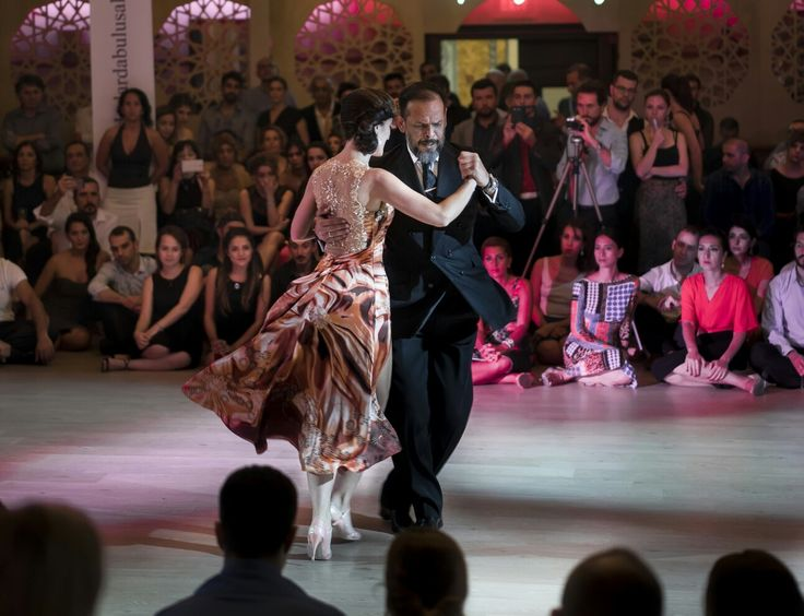 Express tango festival