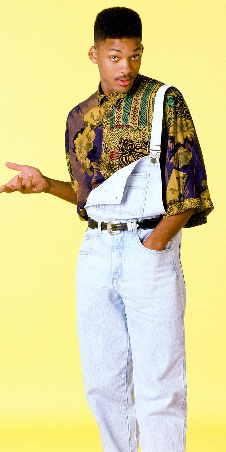 "Will Smith as Will ""The Fresh Prince"" Smith"
