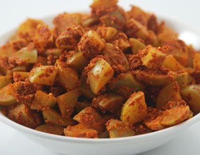 17 best andhra cuisine indian cuisine images on pinterest how to make andhra amla pickle recipe by masterchef sanjeev kapoor forumfinder Choice Image