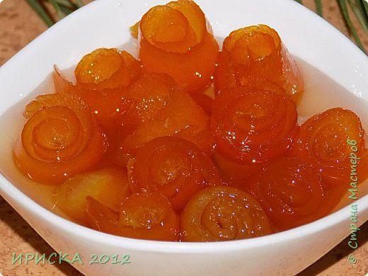 Апельсиновое варенье - МирТесен