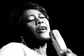Ella Fitzgerald (April 25, 1917 – June 15, 1996) World-renown jazz artist, innovator of scat/vocal improvisation. My inspiration.