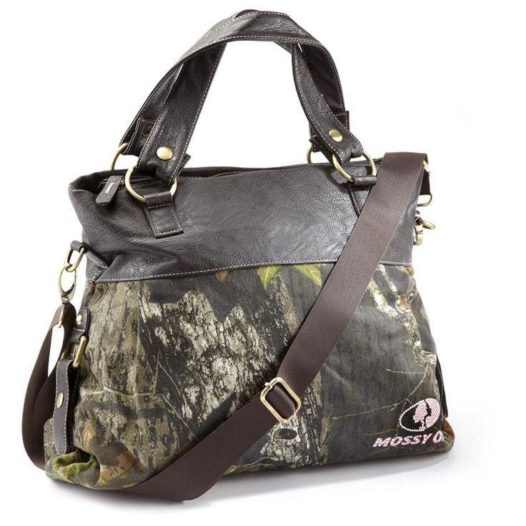 Camo purse