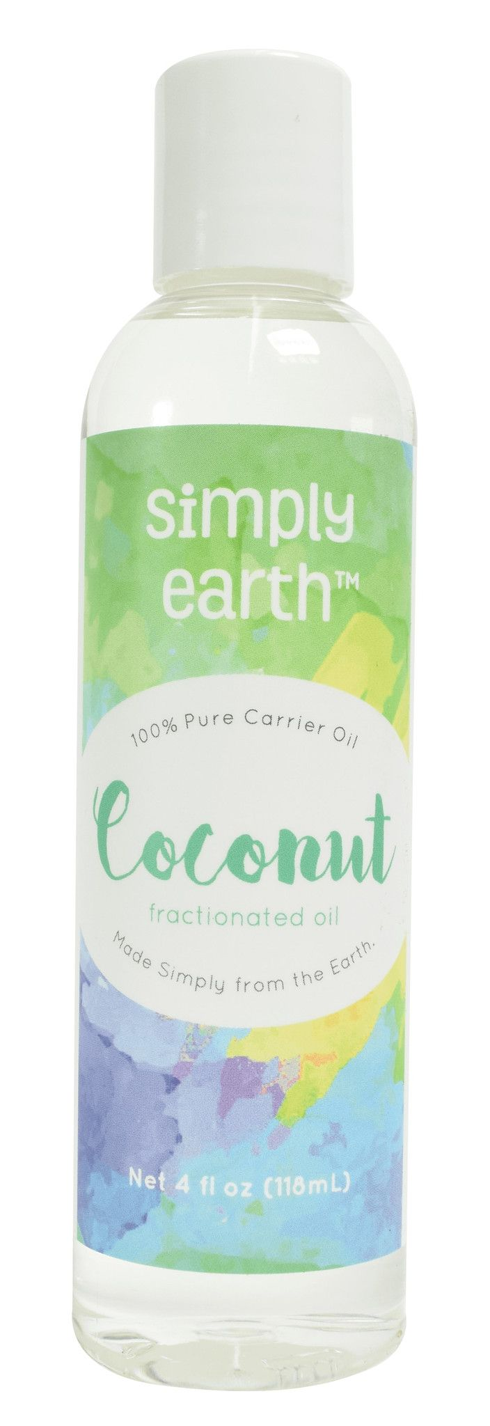 100% Pure Fractionated Coconut Oil