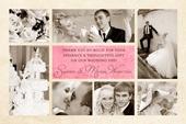 13 wedding thank you verse wording ideas
