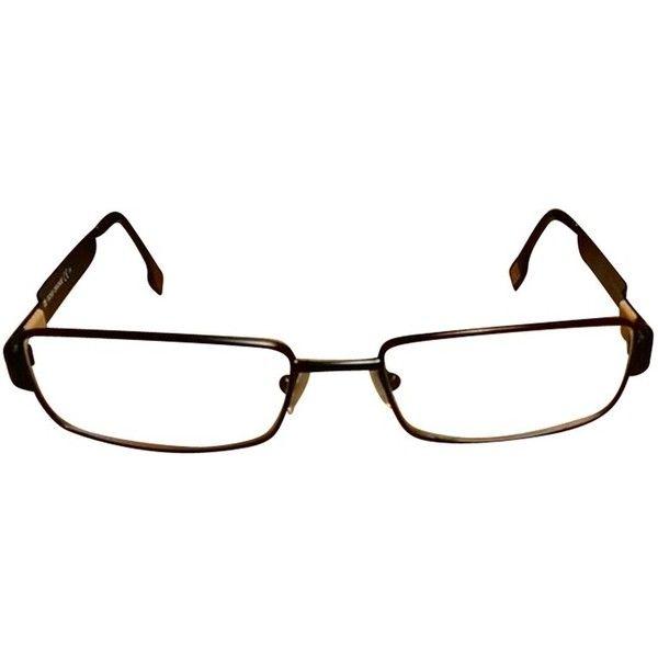 Pre-owned Eyeglass frame ($115) ❤ liked on Polyvore featuring accessories, eyewear, eyeglasses, black, anti reflective coating glasses, boss orange eyeglasses, adjustable glasses, lightweight glasses and anti reflective glasses