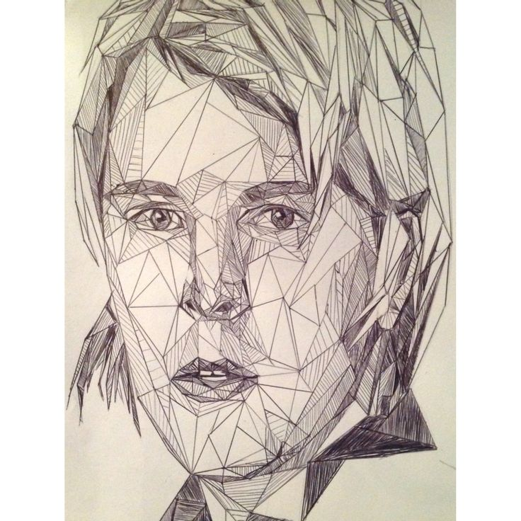 My drawing of tom Odell :) in the style of Josh Bryan