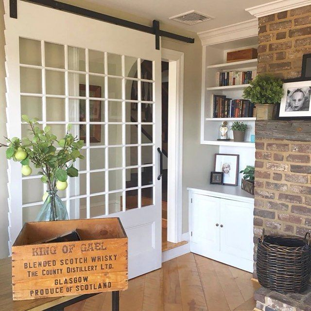 25 best Office images on Pinterest French doors Sliding barn