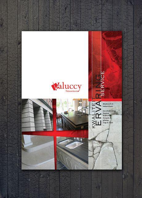 Corporate Brochure Design by Brigitte Vanzonhoven, via Flickr
