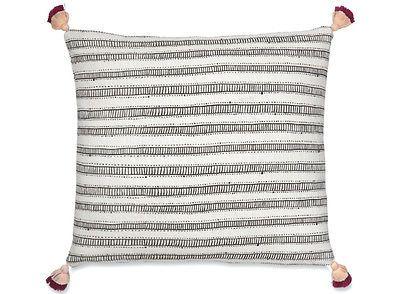 Algiers Cushion with Tassels