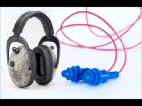 Shooting Ear Protection - An Important Shooting Accessories You'll Need - YouTube