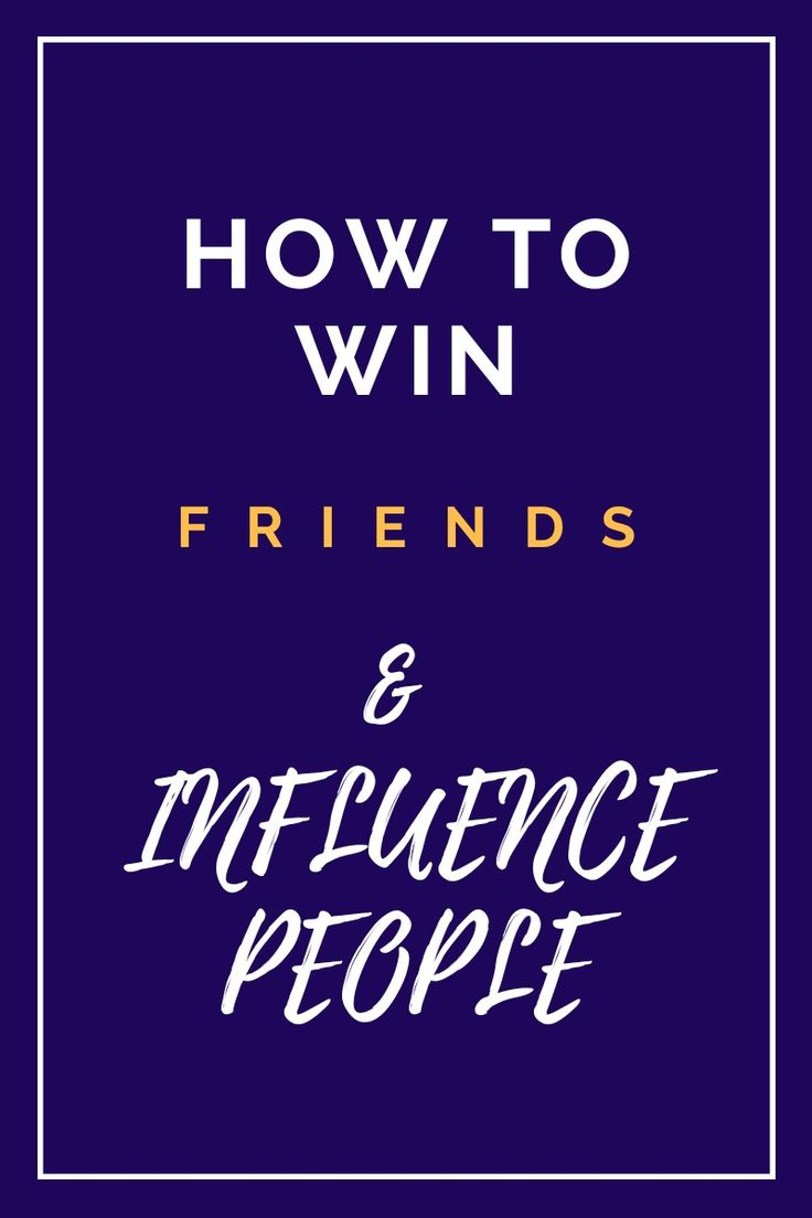 How to win friends & influence people [Book review] in