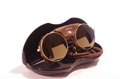 Vintage Sunglasses Mountaineering Glacier France Julbo | eBay