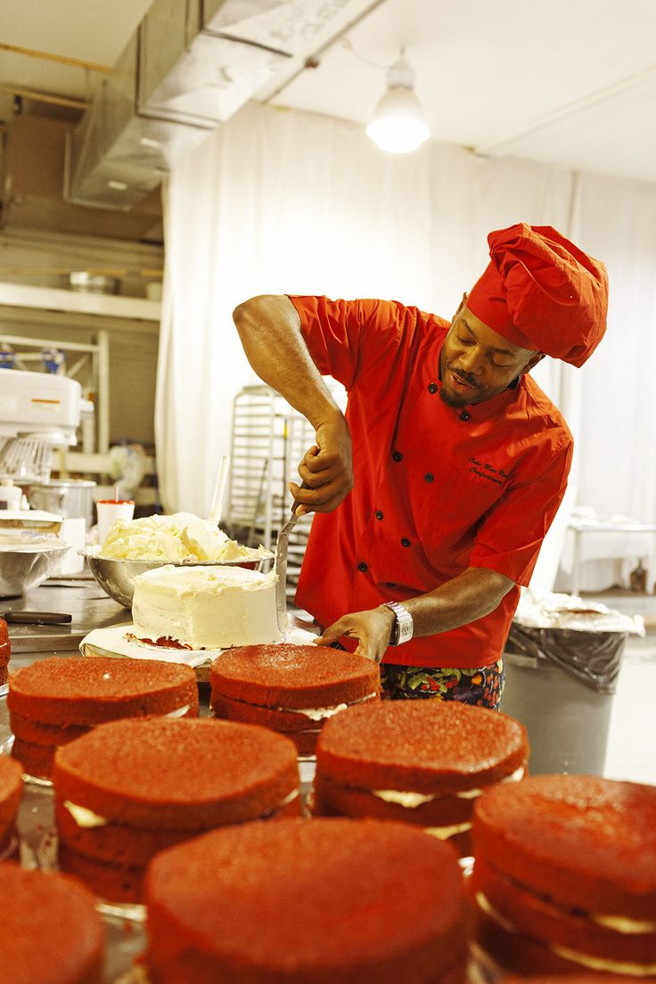 Cake Man Raven at his bakery in Brooklyn « the selby lifestyle photography the selby