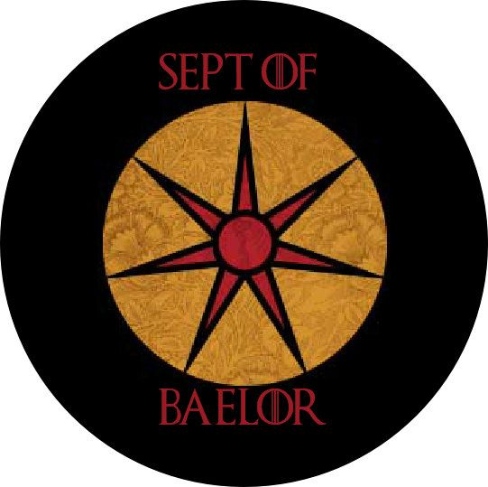 Game of Thrones Inspired ~ Sept of Baelor Body Butter by WhatTheFandom on Etsy