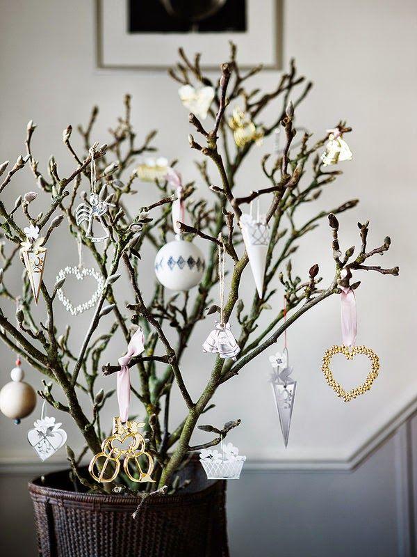 Σπίτι και κήπος διακόσμηση: Η πιο κομψή διακόσμηση των Χριστουγέννων