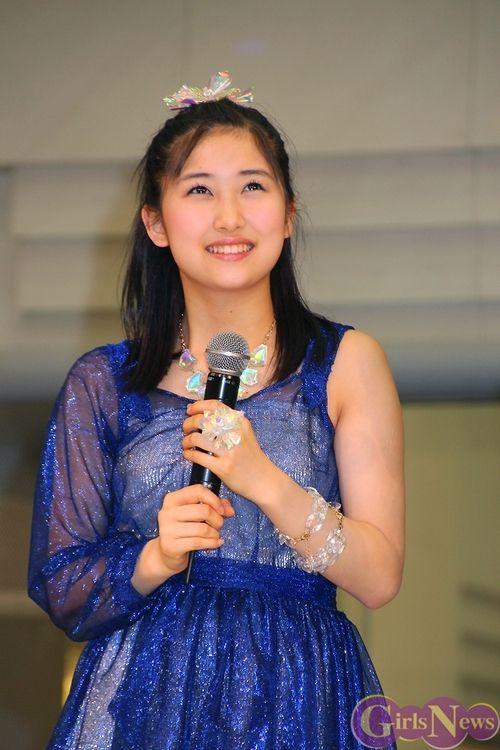 私は10000人に1人のアイドル! モーニング娘。'14の生田衣梨奈、あのアイドルに対抗心? | GirlsNews