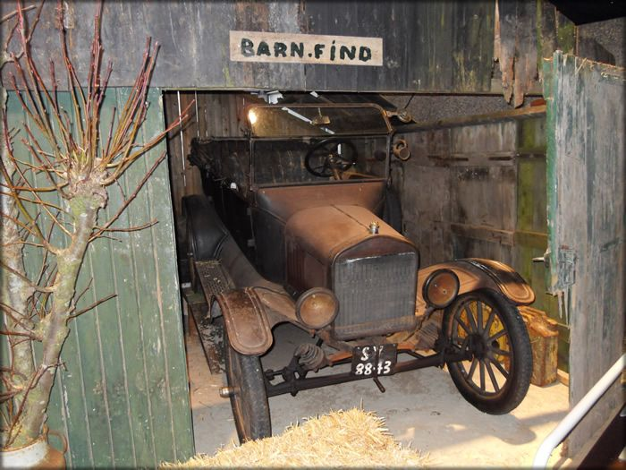 Cars Classic Car Barn Find Even Today