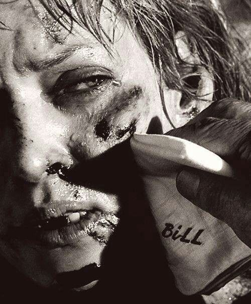 Kill Bill - the bride.