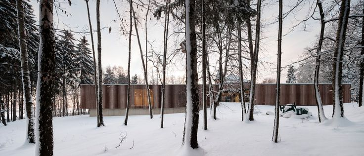 Youth recreational facility in Selb by Anne Beer