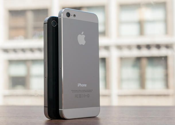 Amid reports that the iPhone 6 will boost its display size, analyst Brian White says he's confident the screen will approach 5 inches.