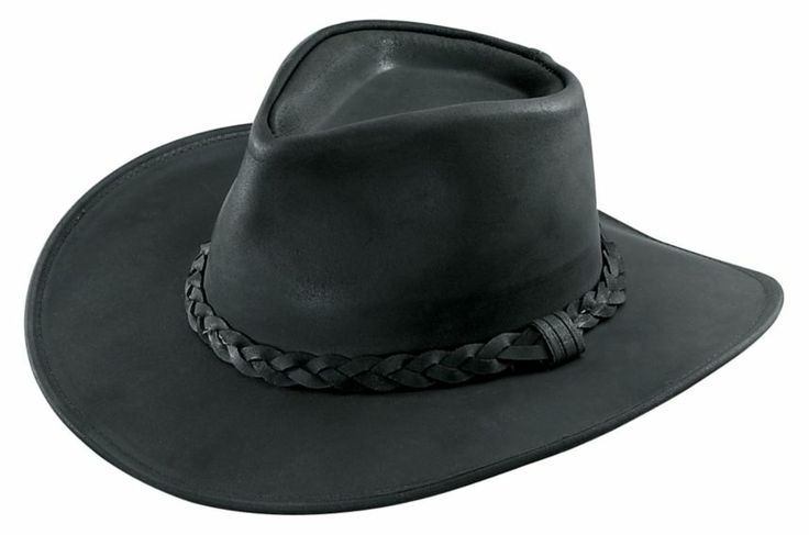 Henschel Dakota Leather Australian Cowboy Hat - Sheplers