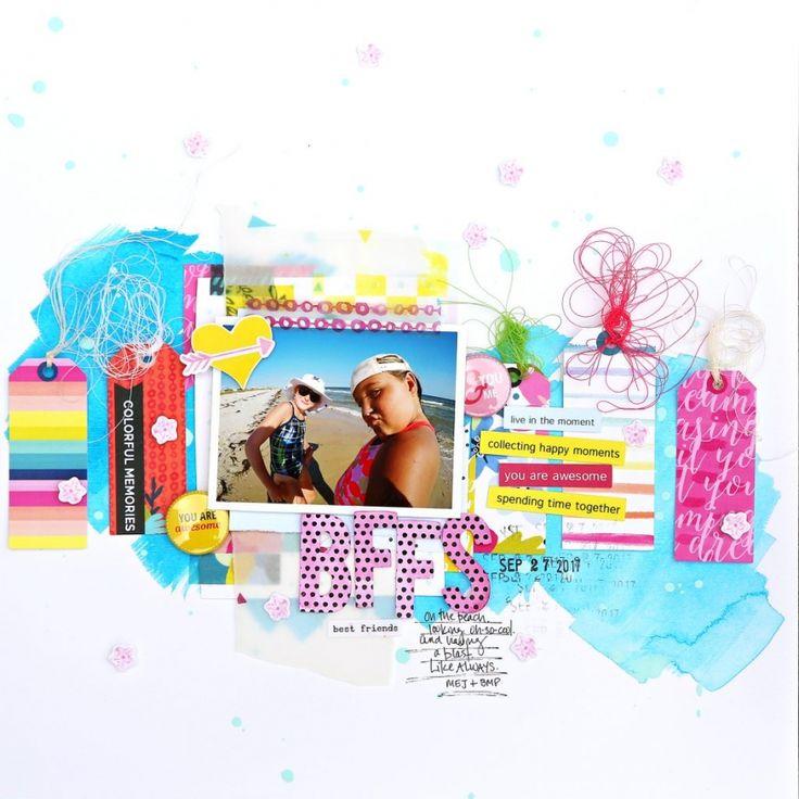 October Guest Designer Day 2 || Corrie Jones » Pretty Little Studio