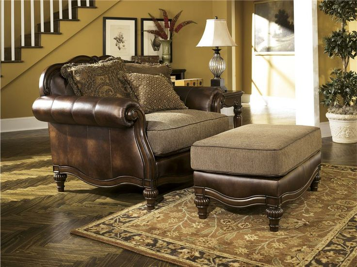 Signature Design Living Room Ottoman 8430314   Ashley Furniture Home Stores    Salt Lake City,