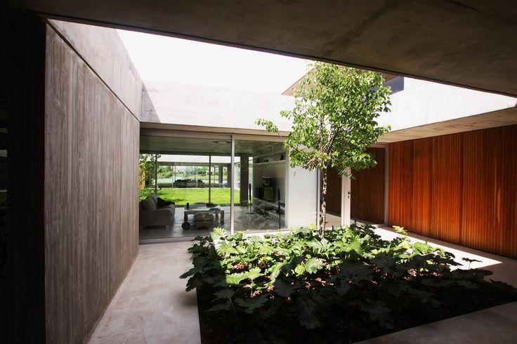 ESTUDIO SZULDMAN | ZAMBONINI ARQUITECTOS: Casa I+J