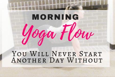 Morning Yoga Flow To Aleviate Tight Hips, Tight Legs, and Sore Back – Yoga