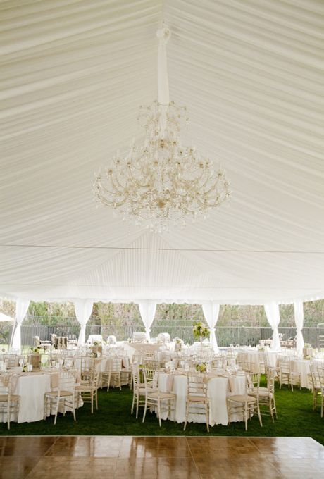 Not much fuss neutral seating arrangements and dance floor. Soft tones make this wedding theme warm and cosy