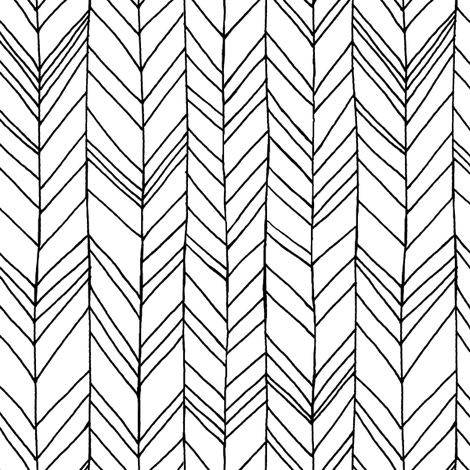Featherland White fabric by leanne on Spoonflower - custom fabric  I would LOVE this. The kids could color the design in with seasonal colors.