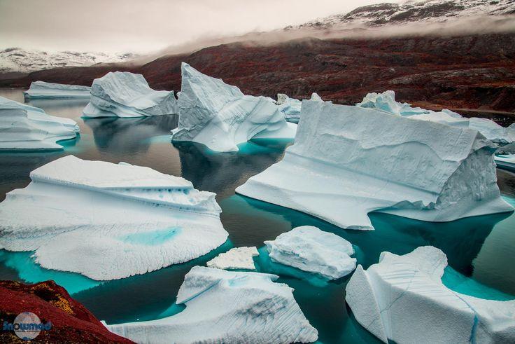 Iceberg alley by kriedel on 500px