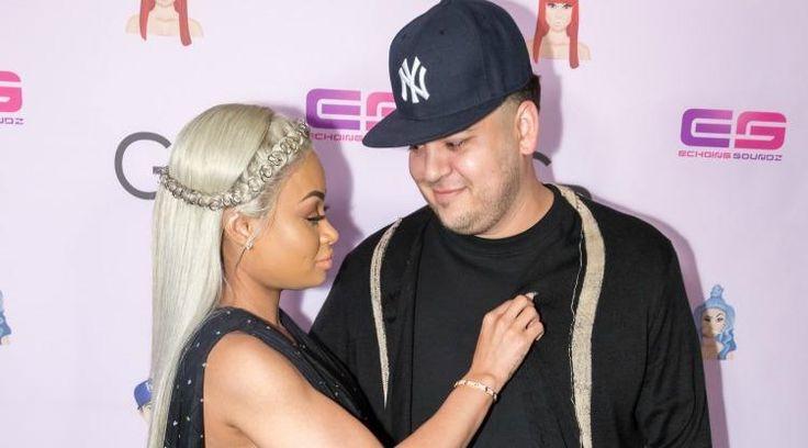 Rob Kardashian & Blac Chyna Split NOT Staged, Despite Report #Entertainment #News