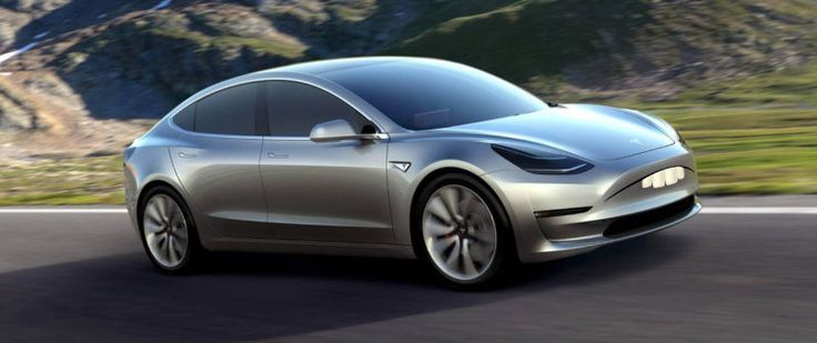 Elon Musk Asked The Tesla Faithful How To Make The Model 3 Prettier