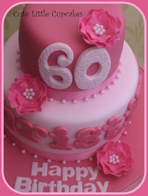 88 best images about cakes 60th birthday on pinterest for 60th birthday cake decoration