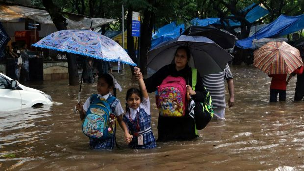 Death toll from Mumbai floods jumps with more than 1 200 killed in South Asia - The Sydney Morning Herald #757Live