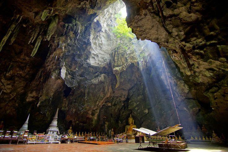 Holy Cave - Bangkok, Thailand