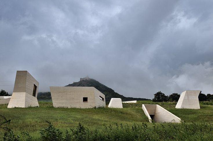 Archeopark Pavlov , Pavlov, 2016 - Radko Květ atelier