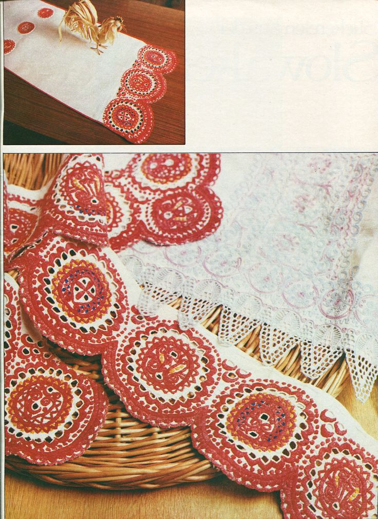 11 - Embroidery from Slovakia