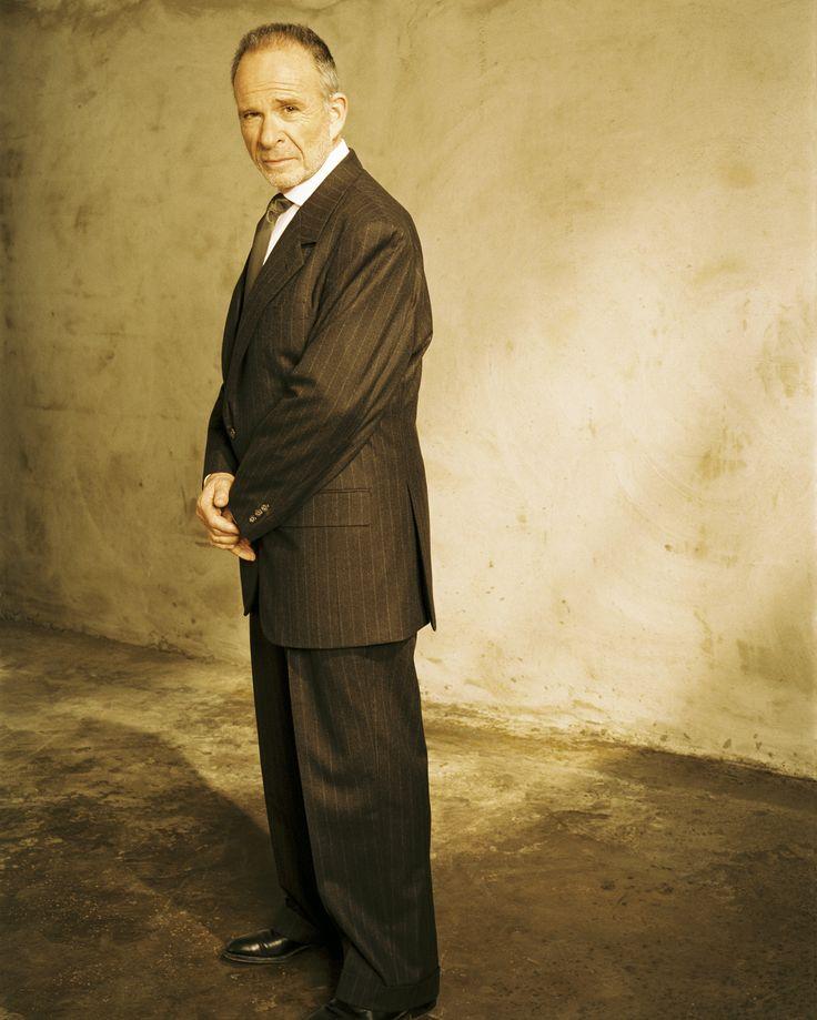 """Alias S3 Ron Rifkin as """"Arvin Sloane"""""""