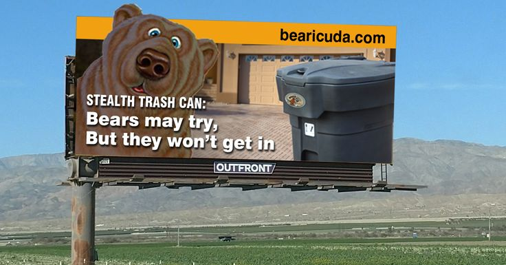 18+ Animal proof trash cans ideas