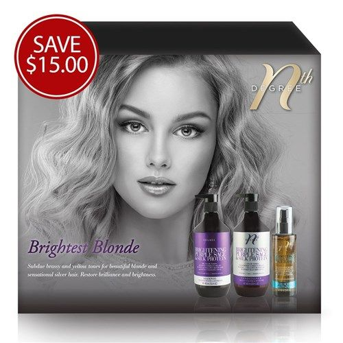 Nth Degree Brightest Blonde Pack   Now only $54.95