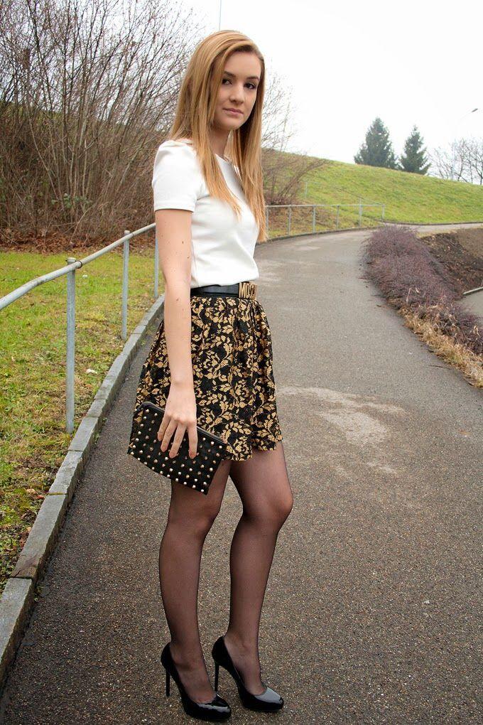 Best Pantyhose Pics   outfits I like   Lindas pernas, Pernas