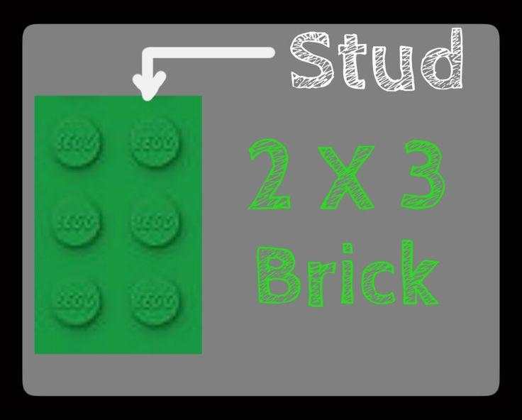 LEGO Math Ideas Part 1 - Using lego to teach multiplication