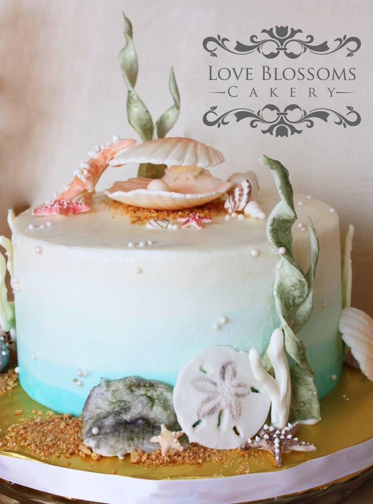 beach wedding cake flavors 17 best images about wedding on starfish 11175