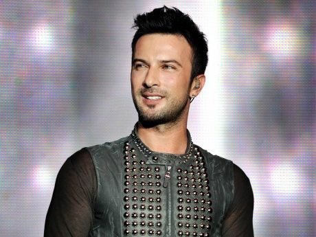 TARKAN-The most popular singer is in the TURKEY...He composes very well...And his concers are very fun,exciting,enjoyable and relaxing!