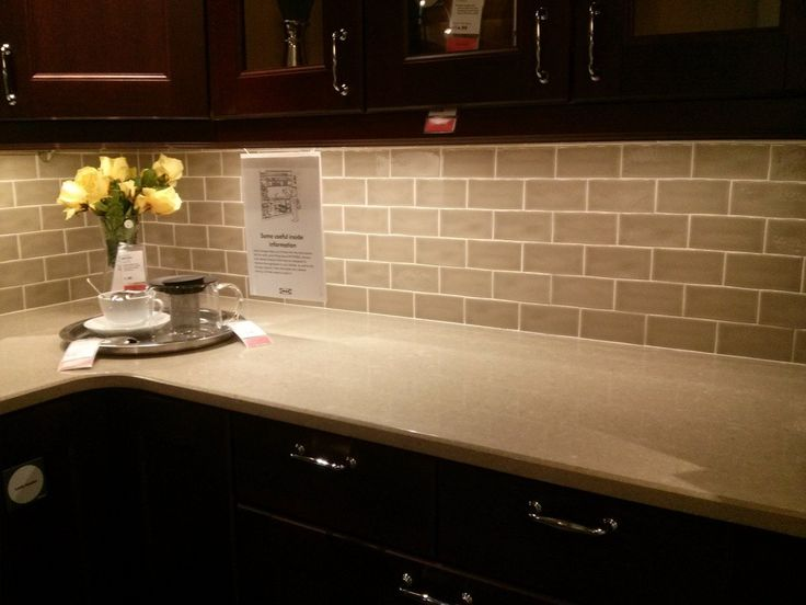 Top 18 Subway Tile Backsplash Ideas with Pictures - The 25+ Best Ideas About Subway Tile Backsplash On Pinterest