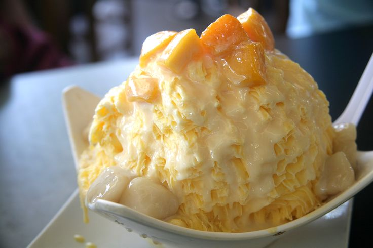 It's hot out: 6 top spots for Taiwanese shaved ice