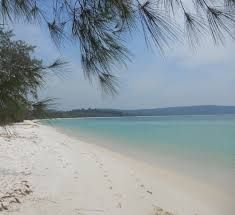 Image result for silver beach ream national park cambodia